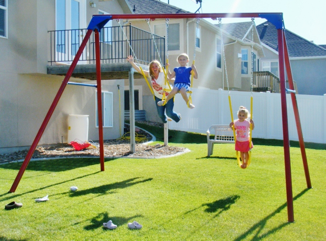 Lifetime Products Swing Set