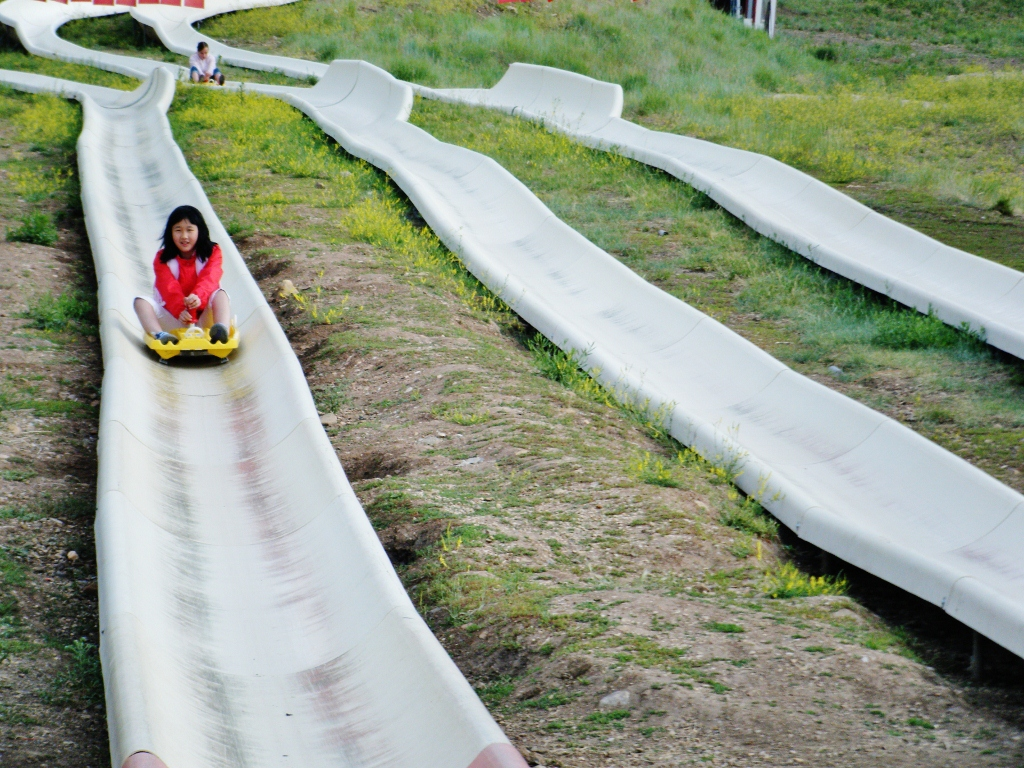 Alpine Slide Park City