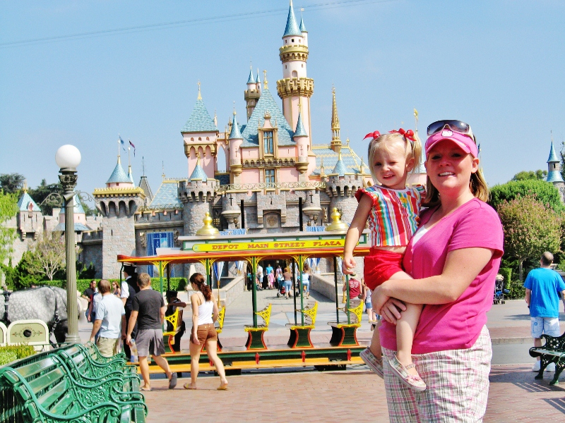 Family Trips to Disneyland