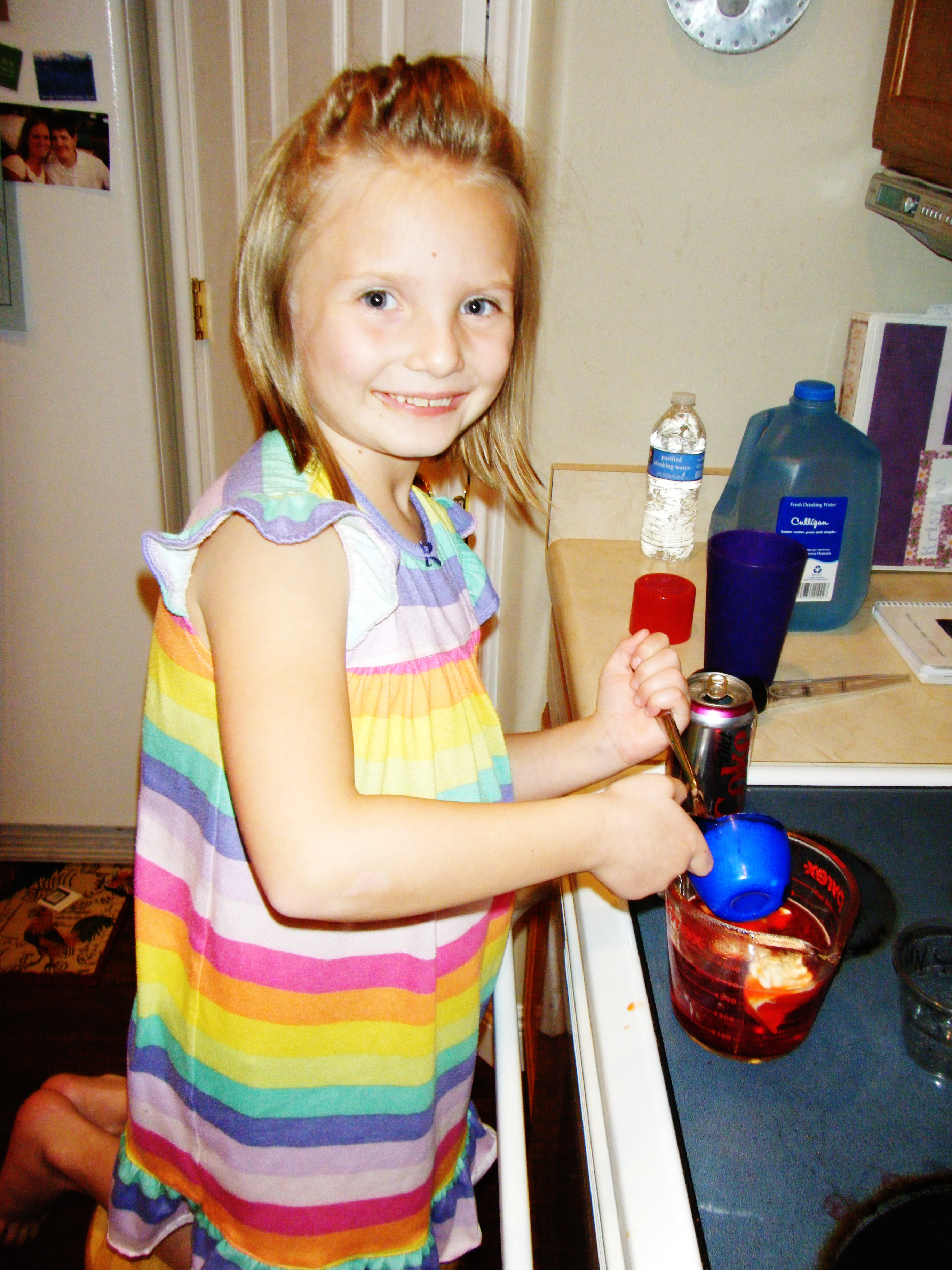 Thanksgiving cooking for kids