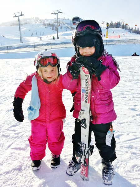 When is the right age to learn to ski?