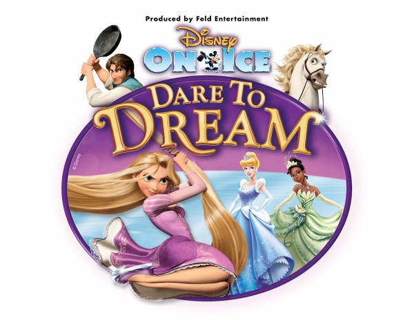 Disney On Ice Dare to Dream in Salt Lake