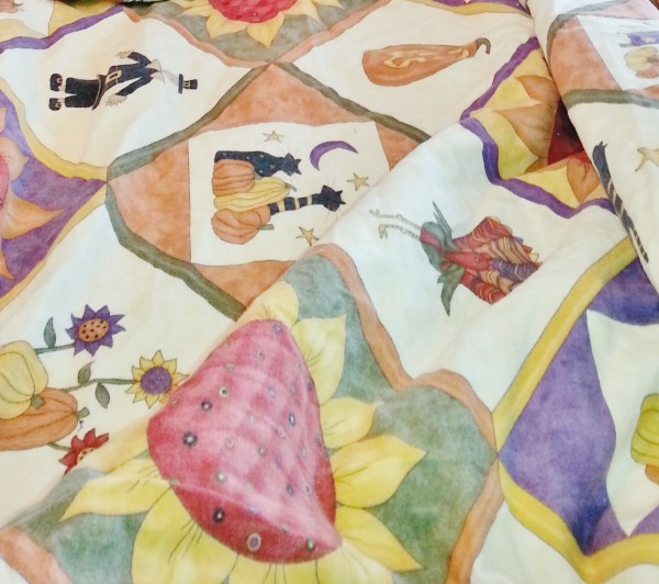 hand tied quilts