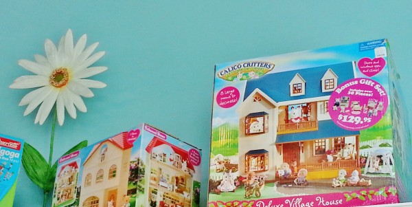 Calico Critters retail