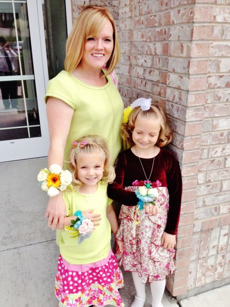 Mother's Day Corsages