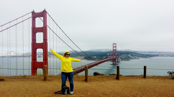 Where to shoot the Golden Gate Bridge