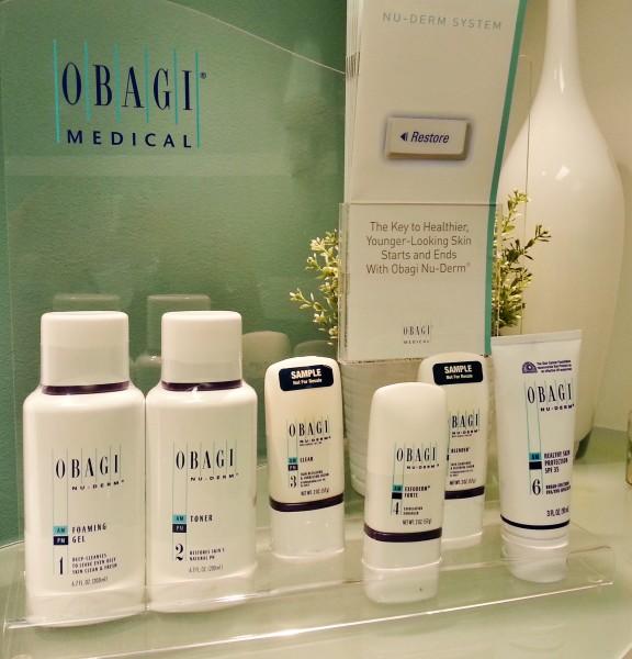 Obagi Skin Care Line Utah